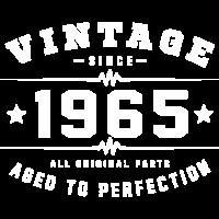 Vintage 1965 Birthday