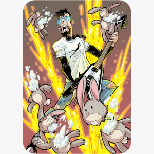 Leo Rock Bunny