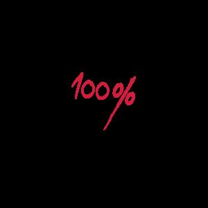 100% menschlich und anders