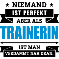 Funshirt Trainerin