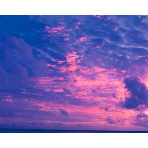 blau rosa wolken atmosphare 125088 1 jpg