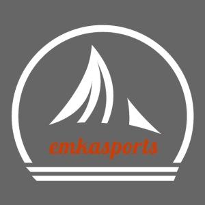 emkasports logo weiss rot png