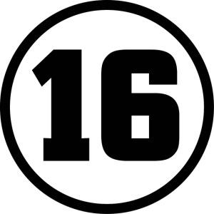 16 Buttons 56mm