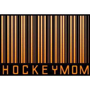 Hockey Mom Mamma Äiti Mother
