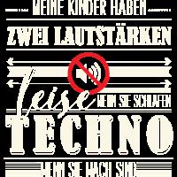 Lautstärke - Techno