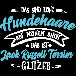 Glitzer Jack Russell Terrier Shirt