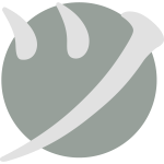 tsu ball - white symbol face
