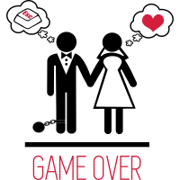 Game over - Junggesellenabschied,Junggesellinnenab