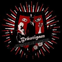 JGA Wappen Bräutigam