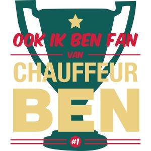 Chauff ben shirt