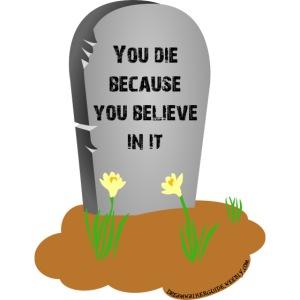 Death is a lie