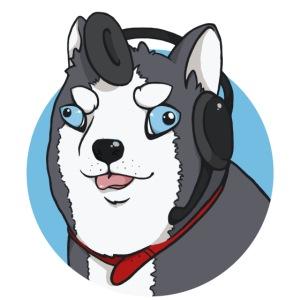 GameHusky Logo Grande