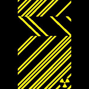 Radioactive Abstract Radioaktiv Abstrakt Muster