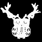 hibou cerf blanc brocéliande  spirit