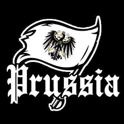 Preußen Fahne - Preußen Fahne - prussia,germany,empire,Sachsen-anhalt,Sachsen,Preußen,Preussisch,Ost,Deutschland,Brandenburg,Berlin,Berlin,Adler
