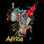 I love Africa