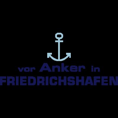 Vor Anker in Friedrichshafen  - Das ultimative Motiv für Ihren Bodensee-Urlaub in Friedrichshafen  - Städte,Hafen,Friedrichshafen,Deutschland,Bodensee,Anker