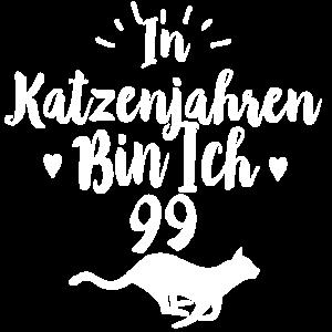 In Katzenjahren 99