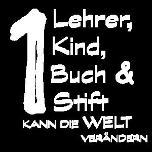 1 Lehrer, 1 Kind...