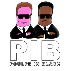 Poulpe in Black