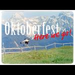Oktoberfest – Here we go!
