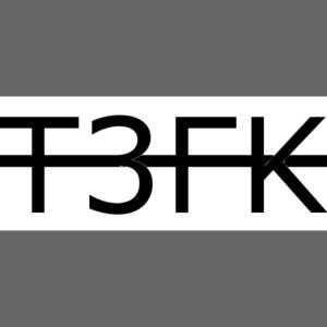 T3FK Logo black