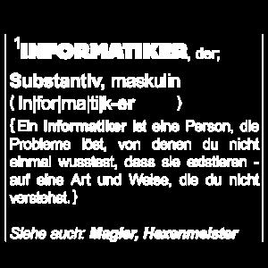 Informatiker Lexikon