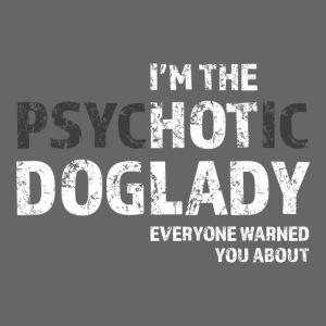 Psychotic - mørk tøj