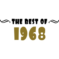 the best of - 1968