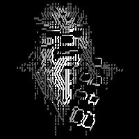 ASCII Chewie