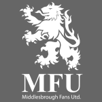 MFU - Lion Rampant (White)