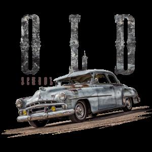 old school 1951 dodge