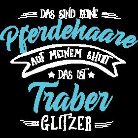 Glitzer Traber