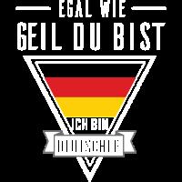 Ich bin Deutscher - Deutschland Shirt