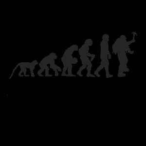 Evolution Bergsteiger