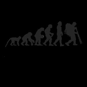 Evolution Wandern