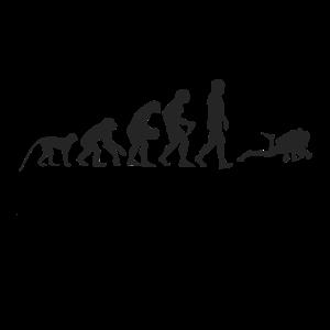 Evolution Taucher