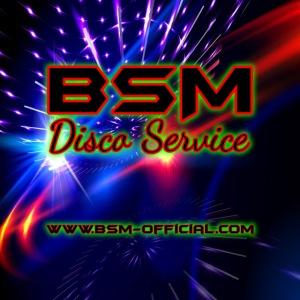 BSM Disco Service Mouse Mat Design png