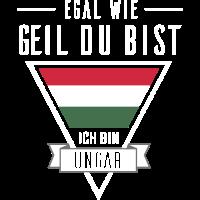 Ich bin Ungar - Ungarn Shirt