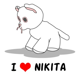 I love nikita png