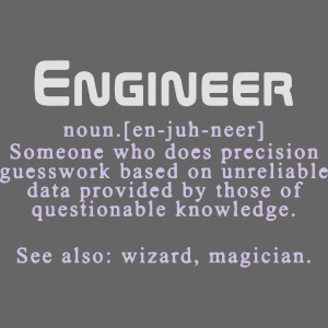 Meaning of an engineer