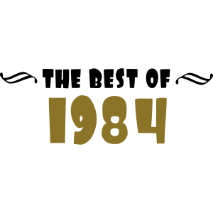 the best of - 1984