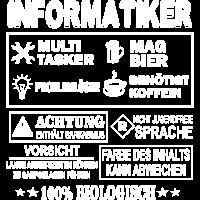 INFORMATIKER Multitasker