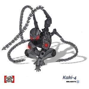Kaki 4 spread design png