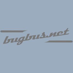 bUGbUs LOGO Typo + Mann