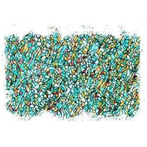 colorful pattern mosaic