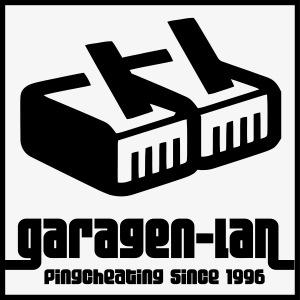 Garagenlan invertiert
