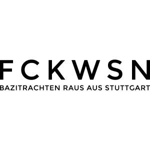 FCKWSN nur Schriftzug