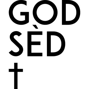 God sèd cross svg