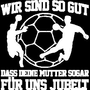 Handball - Mutter